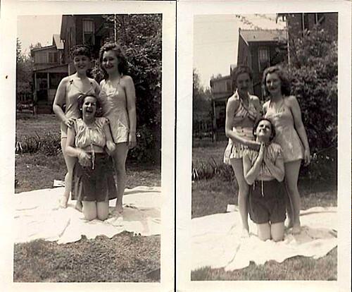 1930s Friends
