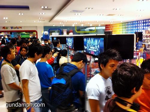 Toy Kingdom Gundam Modelling Contest Awarding Ceremony July 2011 (13)