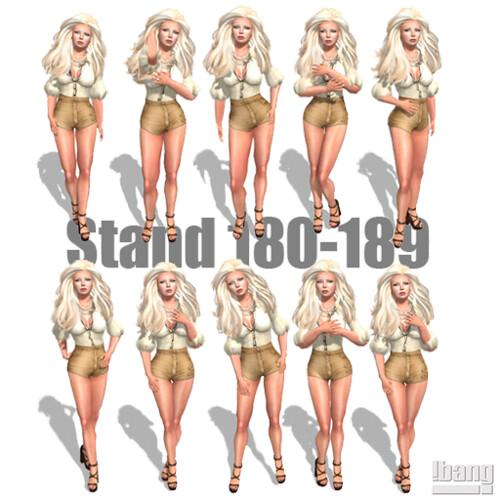 !bang - Stands 180-189
