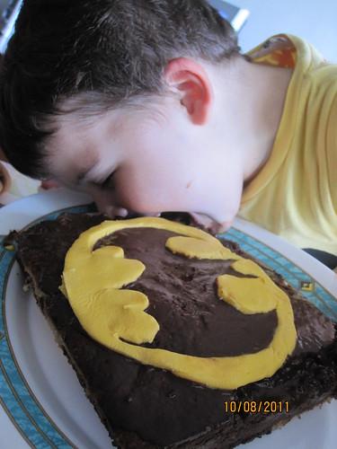 Batman forever?
