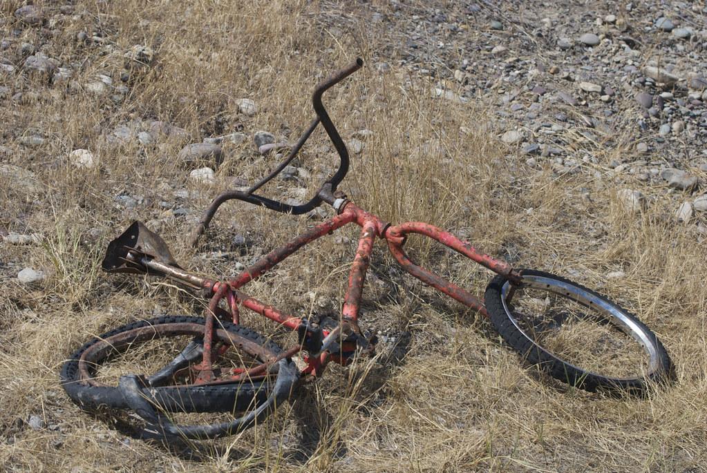 Junk bike