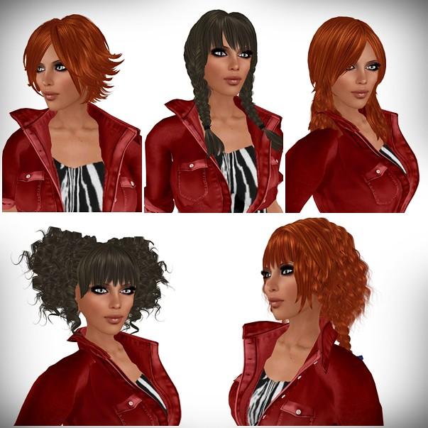 Hair Fair 2011 - Rosy Mood