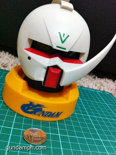 Turn A Gundam Head Display Coin Bank (11)