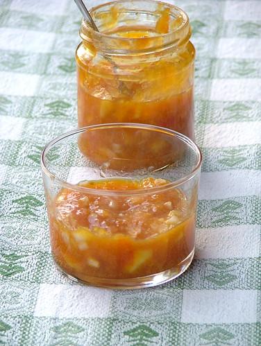 Mostarda di arance e cipolle - orange&onion mustard