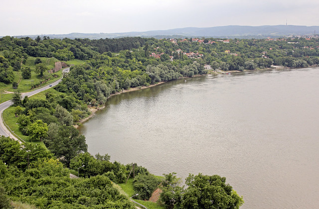 danube countryside