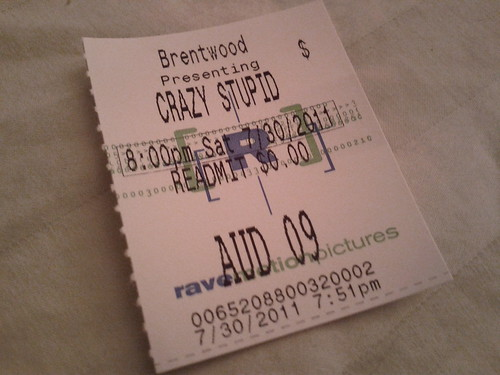 Tonight's movie