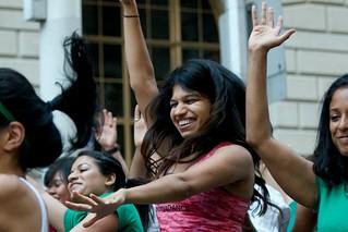 Dhoonya flashmob