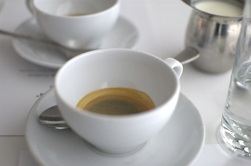 Coca Peruvian Cuisine: Coffee