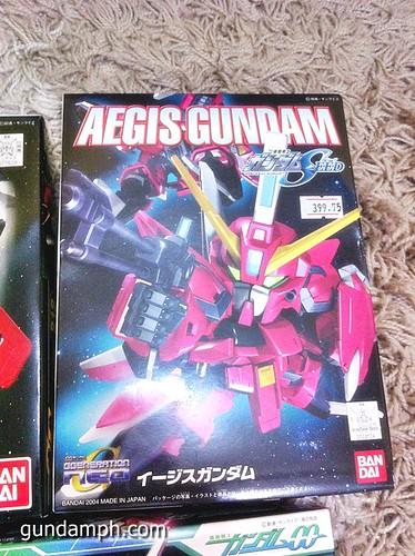 SD Aegis Gundam