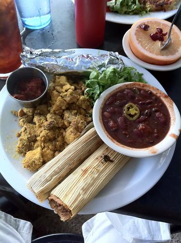 tamale breakfast