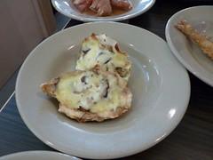 Macleod Sushi & BBQ - pix 06 - baked oyster - visit 1 - order 1