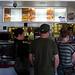 Apache Burgers - the menu