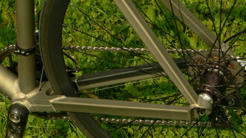 Nicolai road Bike