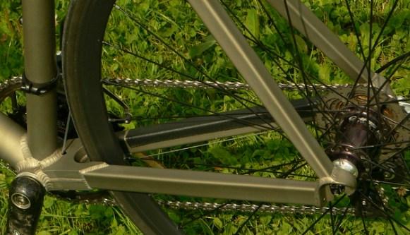 Nicolai Argon Road Bike