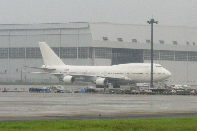 Transaero Airlines B747-400(N920UN)