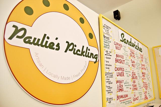 Paulie's Pickles