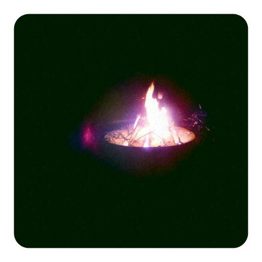 Camp Fire - Jacobs Creek