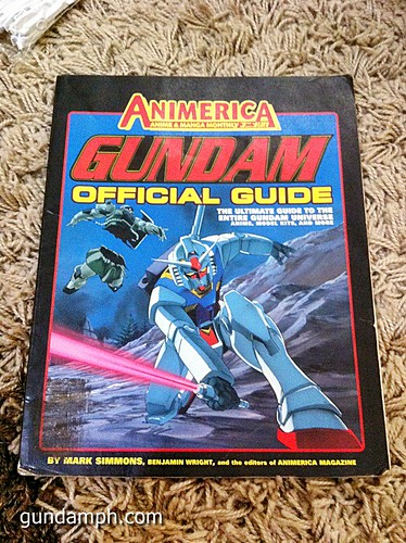 GN Sefer Animerica Gundam Official Guide MSV Collection (3)