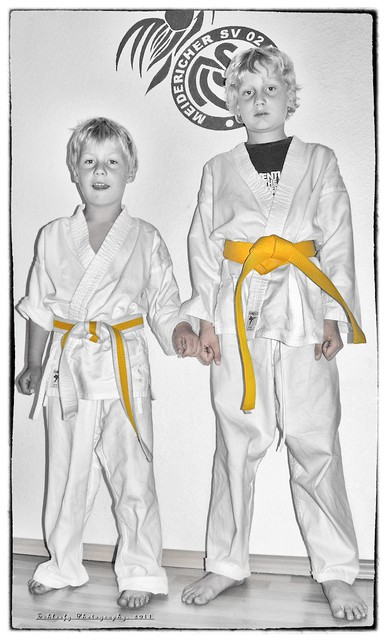 #200/365 New Belt