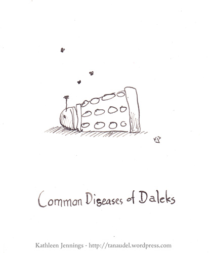 Common Diseases of Daleks
