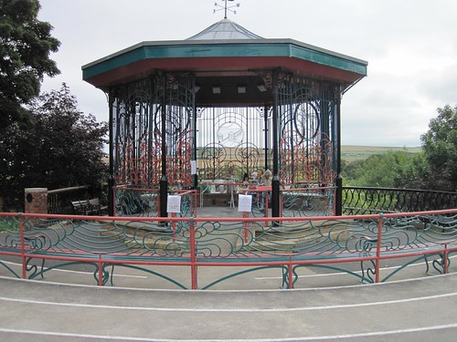 Bandstand, Halfpenny Bridge Saltburn