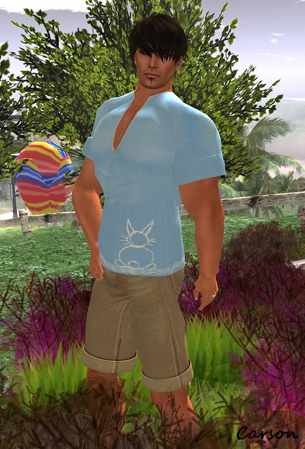 22769 - Lenin Shorts and YIBH Shirt