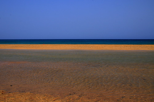 Chapter 5 - Fuerteventura, the calm and the wildness (#1): Unspeakable levels of blue