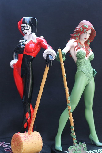 203/365 Harley Quinn and Poison Ivy