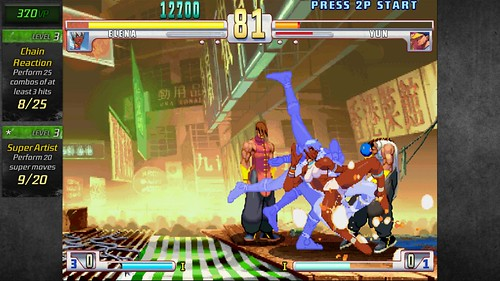 Street Fighter III: 3rd Strike Online Edition para PS3 (PSN)Street Fighter III: 3rd Strike Online Edition for PS3 (PSN)