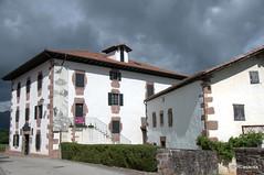 Caserío Indaburua, actual Museo de las Brujas