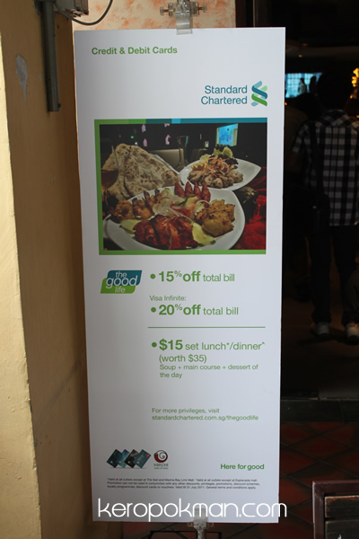 Mirchi - Taste of India Discounts