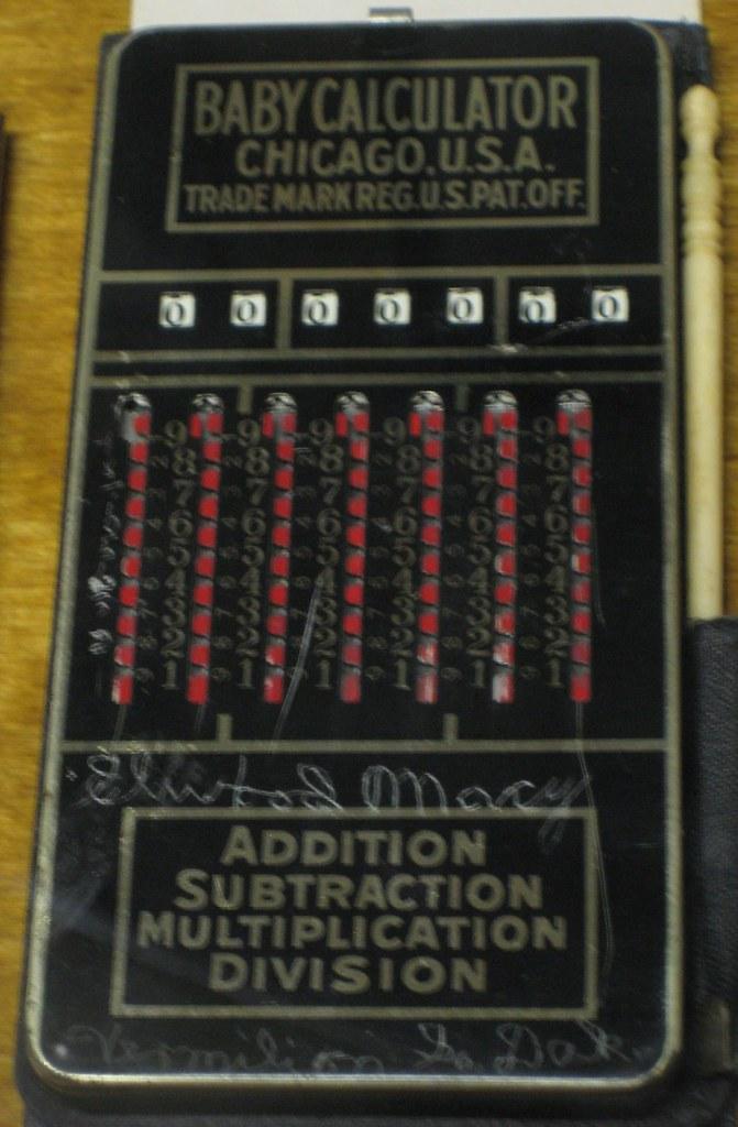 Baby Calculator