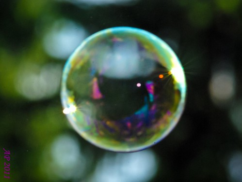 Le monde dans une bulle / The World in a Bubble