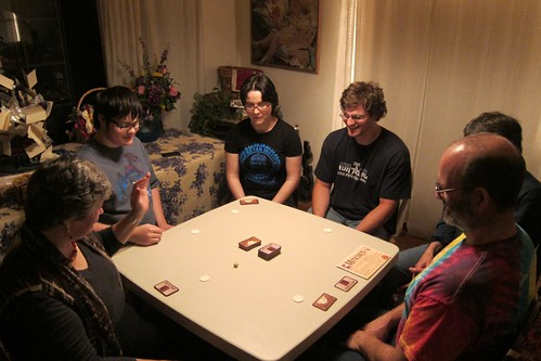 Holmes Dickinson Game Night