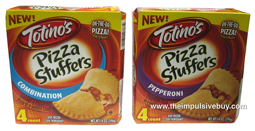 Totino's Pizza Stuffers
