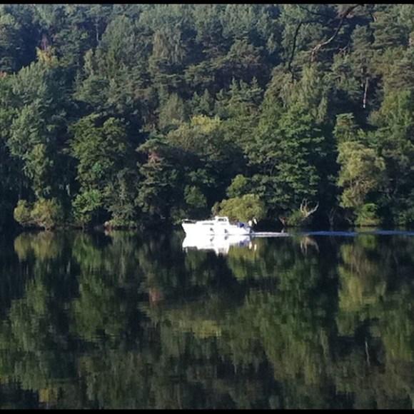 Mirror boat #nofilter