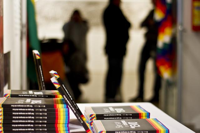 """""""Ser gay en tiempos de Evo"""""""