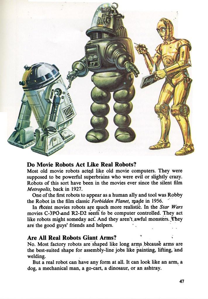 SW Q&A robots
