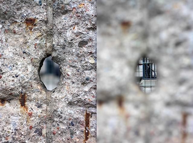 Berliner Mauer, Berlin Wall, Niederkirchnerstrasse, fotoeins.com