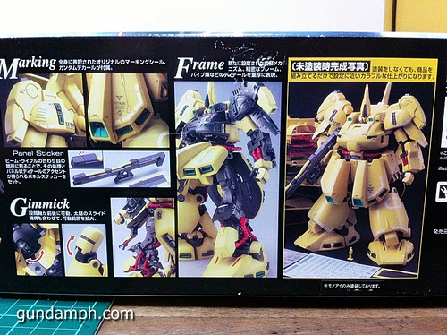 MG The-O PMX-003 Review OOB Build (2)