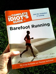 Complete Idiot's Guide to Barefoot Running