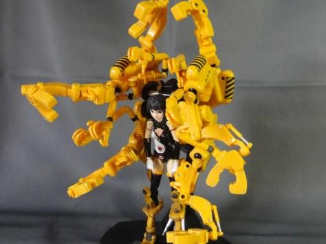 武装神姫 グラップラップ