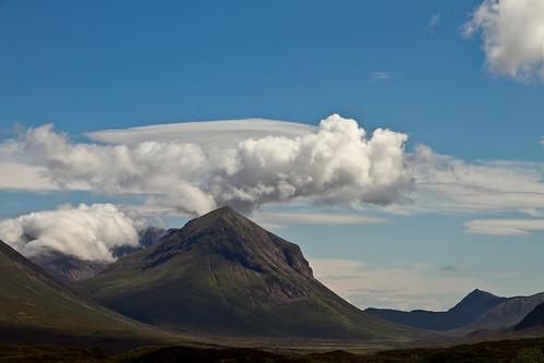 Skye Volcano? by Superali007