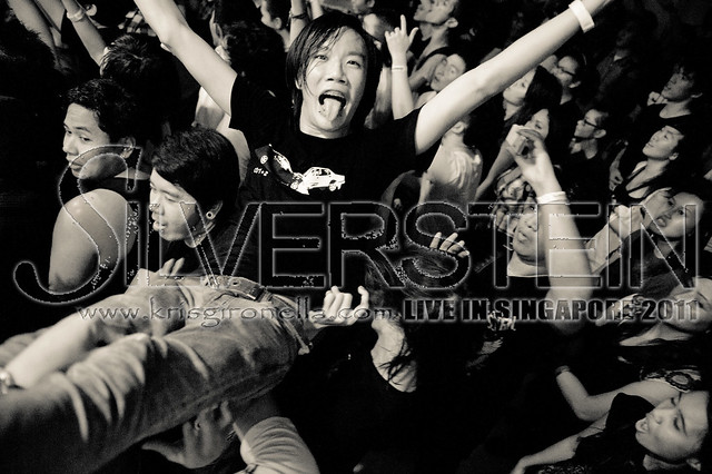 Silverstein - Rescue Tour 2011
