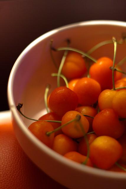 Yamagata Cherries