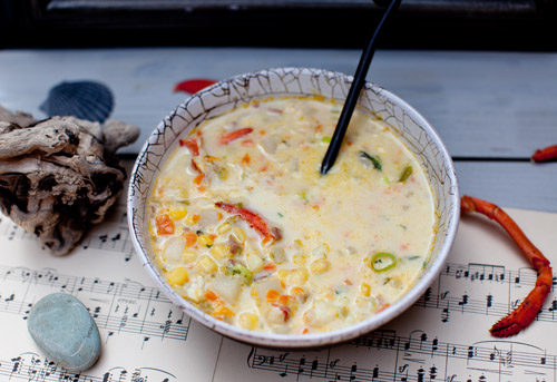 2_Lobster_Chowder