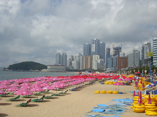 August Afternoon in Haeundae by Jens-Olaf