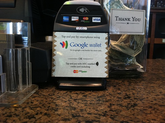 Google Wallet via Ian Kennedy