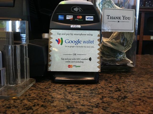 Google Wallet via Ian Kennedy