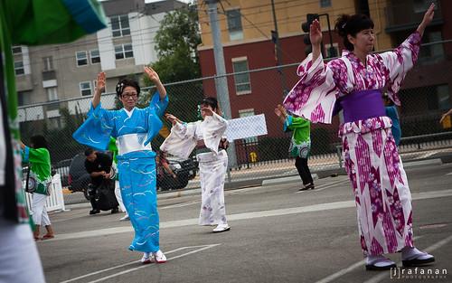 2011 Cherry Blossom Festival, Day 1 [Preview]: Fujima Kansei Odori
